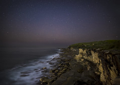 Midnight Special (Timothy M Roberts) Tags: ocean nature stars nikon sydney australia astrophotography coastline 20mm maroubra