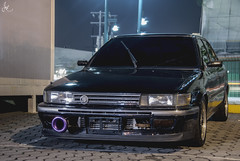 Toyota Sprinter (AE92) (Justin Young Photography) Tags: cars philippines manila toyota corolla e90 sprinter ae92 stancepilipinasmanilafitted
