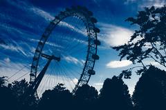 London Eye 1 (fabiopaivareis) Tags: inglaterra england london honeymoon londoneye londres rodagigante luademel