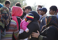 "Migrants at Lesbos, Greece (UN Migration Agency (IOM)) Tags: iom oim migrants nero"" internationalorganizationformigration ""amanda iomgreece mediterraneancrises amandanero"
