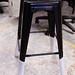 Brand new metal bar stool
