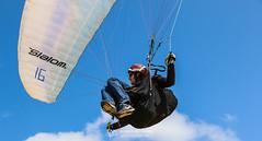 IMG_9191 (Laurent Merle) Tags: beach fly outdoor dune cte vol paragliding soaring ozone plage parapente atlantique ocan glisse littlecloud spiruline