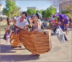 5241 (AJVaughn.com) Tags: park new arizona people beach beer colors bike bicycle sport alan brewing de james tour belgium bright cosplay outdoor fat parade bicycles vehicle athlete vaughn tempe 2014 custome ajvaughn