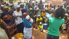 Diaper training in Ghana