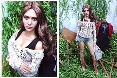 [ Sold ] Hot Toys MMS357 Scarlet Witch (Ray Grimes) Tags: summer lake green nature fashion style