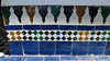 Zellij Tile 12 (macloo) Tags: geometric architecture tile design morocco moorish marrakech decor zellij bahiapalace