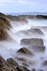 Ostional, Rivas (SVALDVARD) Tags: ocean longexposure long exposure nicaragua olas oceano orilla josegabriel josegabrielmartinez