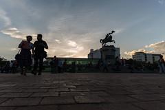 Justo05 low (neritron) Tags: hora dorada sunset puesta de sol sun silouete siluete silueta emociones tristeza alegra guatemala centro america nikon d750 rokinon 24mm f14