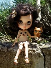 Have a nice weekend! https://www.etsy.com/es/shop/BlytheMayson #blythe #blythedoll #blythethailand #blythecustom #blythemaison#custom #custommade #customdoll  #takara #doll (blythemaison) Tags: doll blythe custom takara blythedoll custommade customdoll blythecustom blythethailand blythemaison