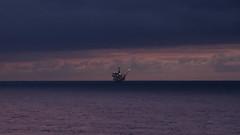 Midnight offshore (Craig Hannah) Tags: uk sea sky industry night clouds scotland offshore platform gas northsea rig oil nightsky 2016 craighannah