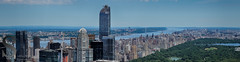 Top of the Rock Panorama (Singing With Light) Tags: 2016 21st alpha6000 mirrorless ny nyc singingwithlight sonya6000 topoftherock june photography singingwithlightphotography sony