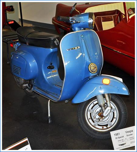 1981 Vespa Scooter