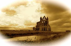 whitby abbey (Daddy Bucko) Tags: abbey yorkshire dracula whitby