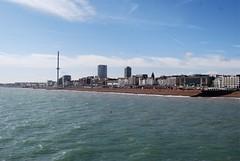 Brighton. England. (Auconex consulting) Tags: coast sea england brighton