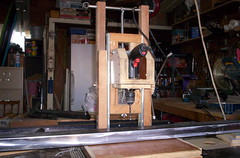 David Kyes Table saw build 001