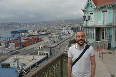 Valparaiso, Chile, April 2015
