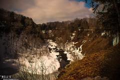 (Joshua Wells Photography) Tags: winter snow newyork water canon river waterfall spring salmon upstate falls waterfalls waterway 650d t4i salmonriverfalls
