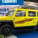 Thairung TR Transformer at the 36th Bangkok International Motor Show thumbnail