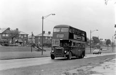 Leeds 583 (Old Bus Man) Tags: daimler cvg6