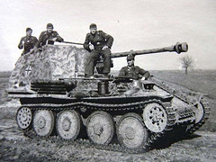 """7.5cm PaK40-3 auf Pz.38(t) Marder III • <a style=""""font-size:0.8em;"""" href=""""http://www.flickr.com/photos/81723459@N04/17046997040/"""" target=""""_blank"""">View on Flickr</a>"""