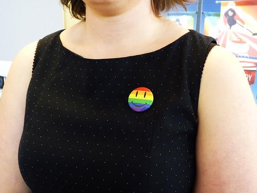 Pride Button