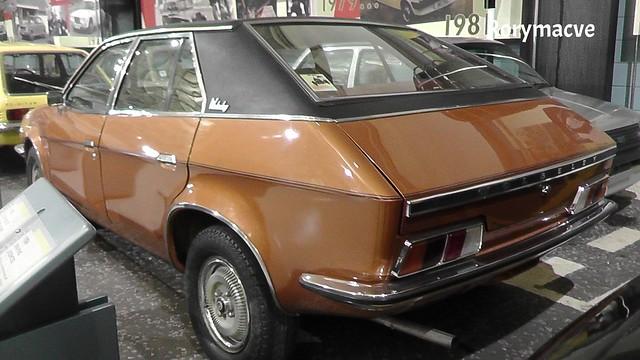 1975 Wolseley Saloon (18-22)