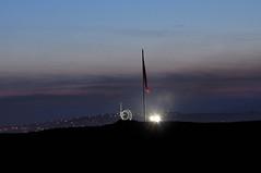 ... (Efkan Sinan) Tags: sunset panorama lighthouse trkiye turquie trkei tr liman gnbatm turchia denizfeneri tekirda trakya maramaraerelisi