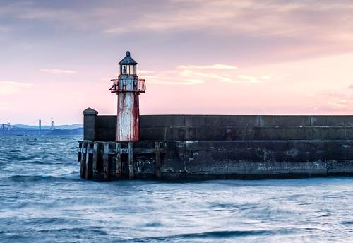 Burntisland Harbour, Fife