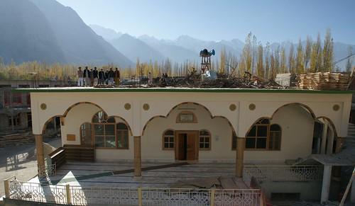 Madrsa-e-Shah Hamdan Skardu Baltistan