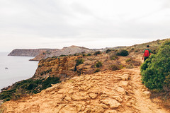(Isa Costa) Tags: nature hiking lagos trail algarve oneplus