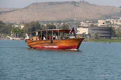 Mar de Galileia, Bem Aventuranças, Cafarnaum, Tabgha, En Gev, Yardenit