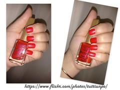 Maceió - Jequiti (♥Tutti un po 'di smalto♥) Tags: mãos unhas esmaltes esmalte esmaltevermelho jequiti esmaltejequiti jequitiaviva