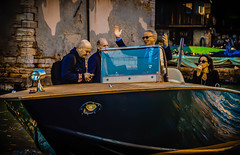Venice (Zeger Vanhee) Tags: venice texture water gondolas vaporetto medievalarchitecture yachtmen veniceviews