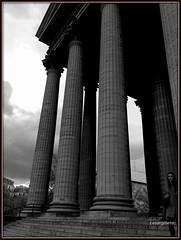 Columns of the Church of Mary Magdalene, Paris (Hari Raya) Tags: paris france building church catholic mary columns magdalene