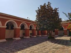 Patio del pasado _141659 (Marcos GP) Tags: arequipa peru convento monasterio claustro turismo trip colonial religion marcosgp