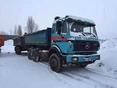 MB SK 2544 (Vehicle Tim) Tags: truck mercedes kipper sk mb bau fahrzeug lkw