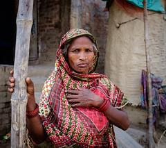 Village elder (Gerrykerr) Tags: nepal 2016