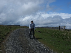 Peter, who art in Teesdale (dean.clementson) Tags: weather clouds offroad cloudscapes teesdale cycletouring