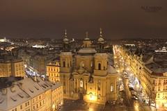 Praga (Ale Coronado04) Tags: noche praga republicacheca travellove