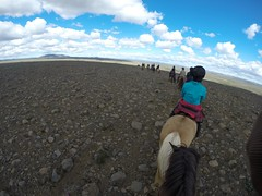 Wednesday: Hveravellir – Strangakvísl Mountain Cabin (EdRyder) Tags: icelandgopro ishestar kjoluricelandgopro kjolur