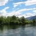 Il lago di Plužna