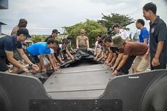 160603-N-ON977-036 (U.S. Pacific Fleet) Tags: vietnam eod uxo humanitarian nhatrang vn hma eodmu5 fleetcombatcamerapacific vietnampeoplesnavy ctf75 mc3alfredacoffield