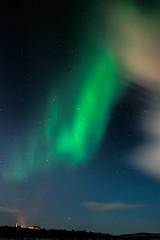 Aurora (fernando garca redondo) Tags: sky finland nightly inari cielo aurora nocturna artic northernlights finlandia rtico auroraboreal