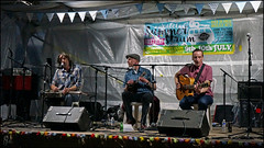 The Ukulele Uff and Lonesome Dave Trio featuring Brother Bill! @Summer Strum 2016 (steeedm) Tags: ukuleleuff lonesomedave brotherbill summerstrum hoylake hoylakerugbyclub ukulele onstage acoustic flatcap