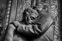 This is the end #12 (Gerhard Busch) Tags: alt figur friedhof genua italien kunst marmor staglieno stein figuren marode italy cemetry