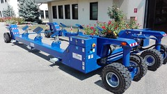 CARRELLO - TRAILERS 20 TONS