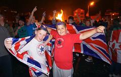 2016-07-12_01-12-00_DSC00989 (Colonel Matrix) Tags: belfast bonfire bonfirenight flag northernireland orangefest sandyrow twelfth gb