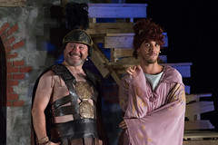 160724_MilesGloriosus_535 (sergio_scarpellini) Tags: milesgloriosus plautusfestival plautus theater teatro sarsina plauto ettorebassi justinemattera corradotedeschi