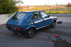 Fiat Ritmo 60CL 1983 (ahellmann) Tags: blue strada fiat 1983 ritmo 413f azurblau 60cl azzurite