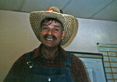 Lewis xmas eve '98 (R.J.Boyd) Tags: people men workmates wilkinson